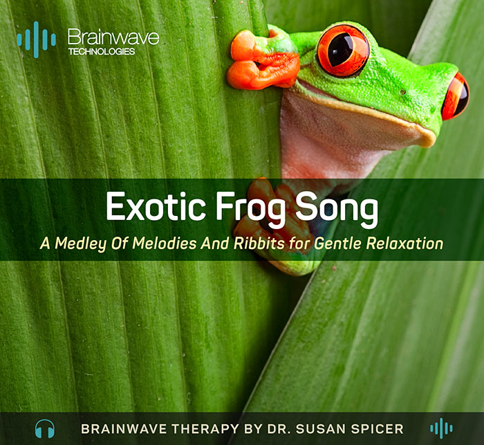 Exotic Frogs MP3 Audio