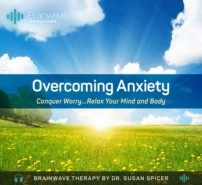 Overcoming Anxiety CD and MP3 Audio