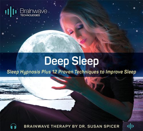 Deep Sleep CD and MP3 Audio