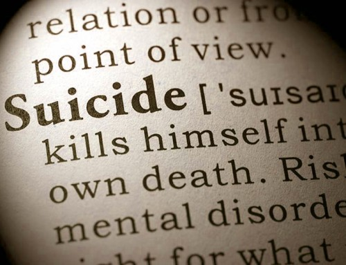 Suicide: How do I discuss it with my children?
