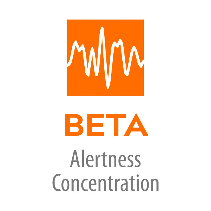 Beta Brainwave Icon