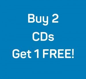 Buy 2 CDs get One Free offer from Brainwave Technologies