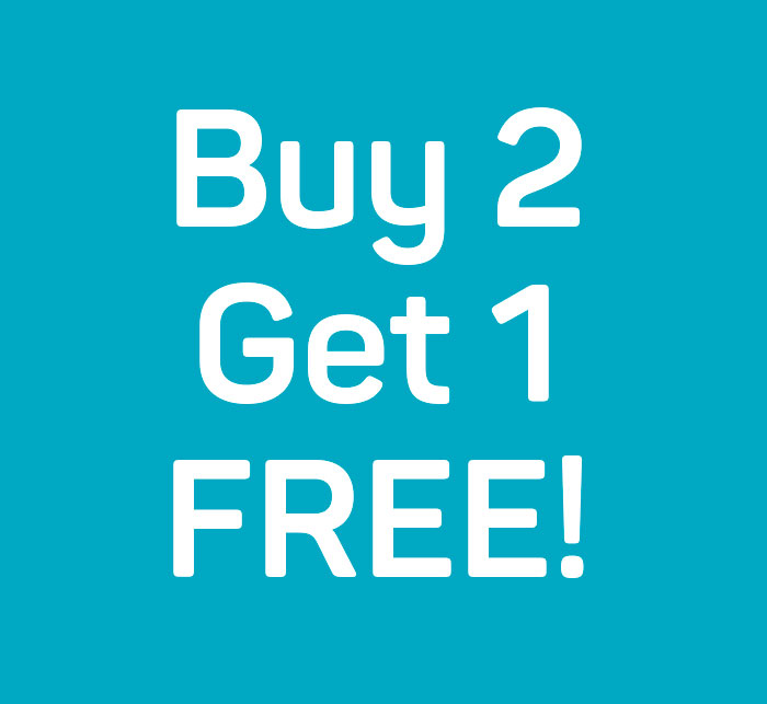 Buy 2 Sleep Headphones, get 1 free offer